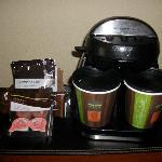 Wolfgang Puck Coffee and Tea