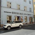 Photo de Bohemia Bagel Masna