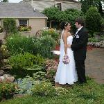 We host fabulous boutique weddings in our gardens.
