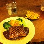 Beef, beef, beef and guinness pie