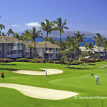 Enjoy Beautiful Ocean Views on the Wailea Blue Golf Course at Wailea Grand Champions Villas