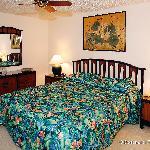 Master Bedroom at Polo Beach Club