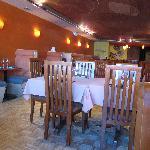 Inside Mezza - A Dining Delight