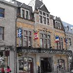 L'hôtel Manoir Victoria