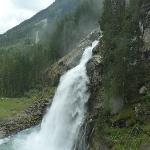 Krimmler Waterfall 1