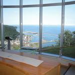 Rausu Kunashiri Observatory Deck