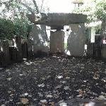 Reproduction d'un dolmen