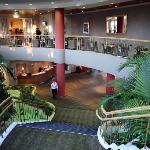 Lobby and Mezzanine Level