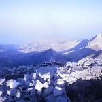 On our way to the highest top of Taygetus