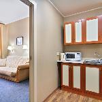 Family one-bedroom suite (apartments)