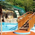 Caridgan Bay Holiday park Pool