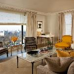One of The Carlyle's Central Park Tower Suites, offering views of Central Park