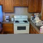 Renovated kitchen.  Much nicer!
