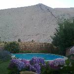 Piscina casa Arun
