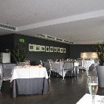 El restaurante Mon Sant Benet
