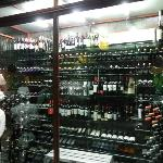 Wine selction