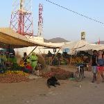Mirleft Market