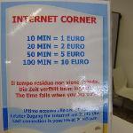 internet rates