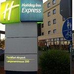 Holiday Inn Express Frankfurt-Airport Foto