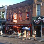 More shots of Beale Street