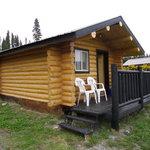 Cabin # 1....