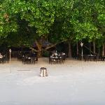 Beach front bar and resturant