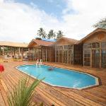 sea facing wooden deluxe cottages with the best view in goa