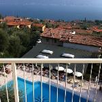 Villa Lucia terzo piano frontr lago!! Stupendo!!