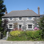 Colvennor Farmhouse Front Aspect