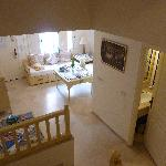 Downstairs with extra toilet and kitchen area
