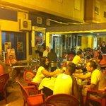 Tapas Bar im Herzen von Naverres