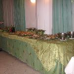 lo scadentissimo buffet.