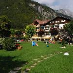 Hotel Bellariva- Il giardino