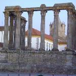 Évora, Portugal.