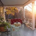 Foto de Asheville Seasons Bed and Breakfast