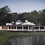 Lakeside Outdoor Pavilion with incomparable views of Lake Obo & Ryan's River
