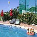 Casa Do Vale Hotel, piscina, Évora, Portugal.