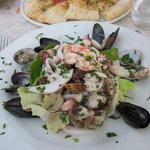 Fantastic Seafood Salad