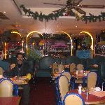 Restaurante no hotel
