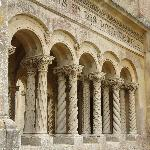 Columns of the cloisters