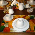 wonderful breakfast al buonumore