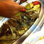 pescado planxa