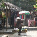 Calle y venta ambulante