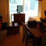 Room 904 - smaller than expected
