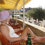 Glicorisa beach chilling place