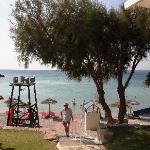 Glicorisa bay beach