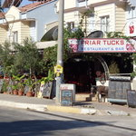 friar tucks best restaurant in ovacik