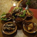 plat du restaurant tunisien