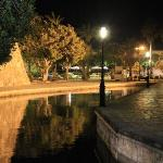 Kos Town at night