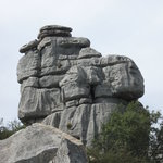 Torcal rock formations.